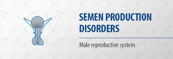 Semen production disorders