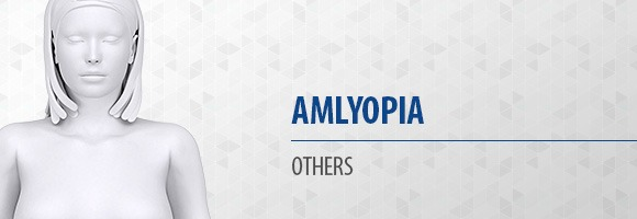 "Amlyopia – so-called ""lazy eye"""